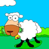 لعبة تلوين خروف العيد