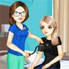 لعبة تلبيس الدكتورة و المريضة